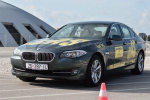 BMW 5 - automatik